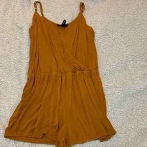 Copper romper